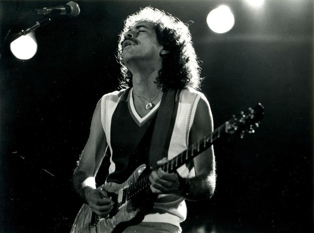 slika Carlos Santana