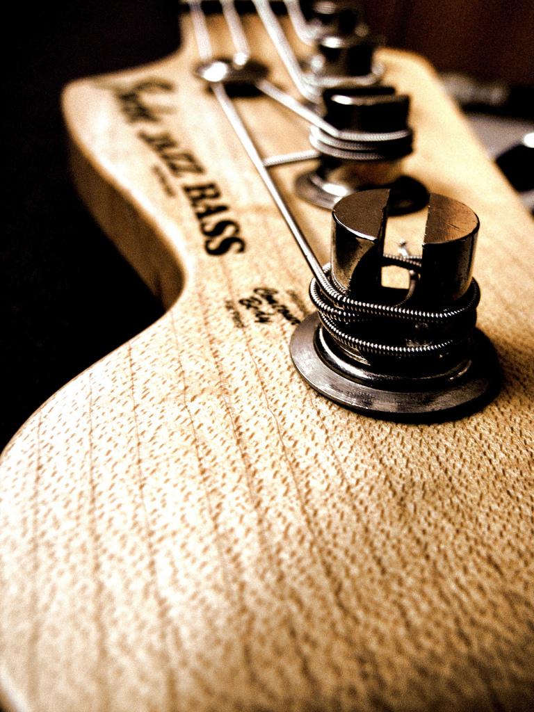 slika Fender Bass