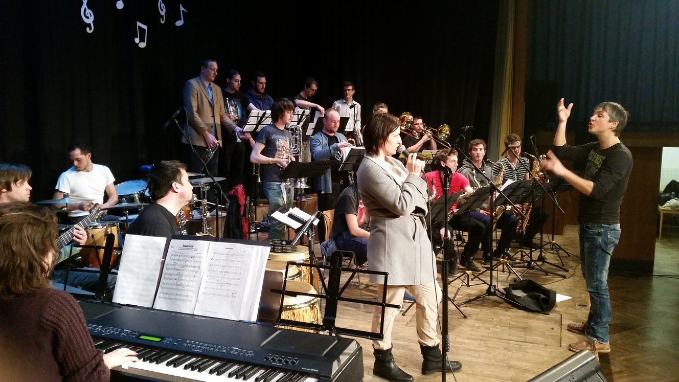 big band matej hotko 2
