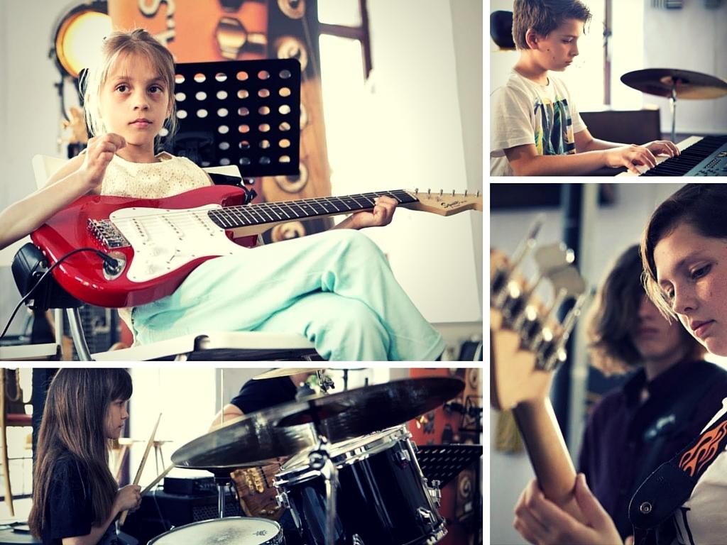 Glasbena šola za otroke