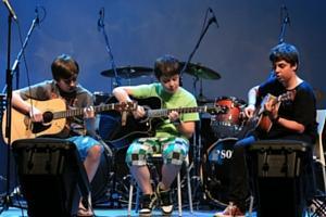 Kitarski trio - Ruše