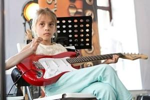 Lina Planko kitara