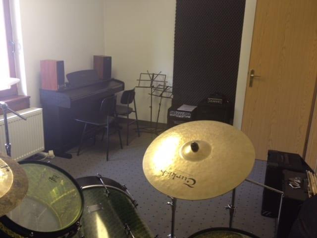 Prostori - Glasbena šola B.A.S.E.