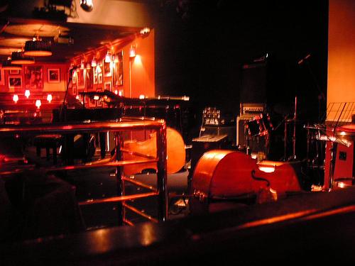 jazz club base