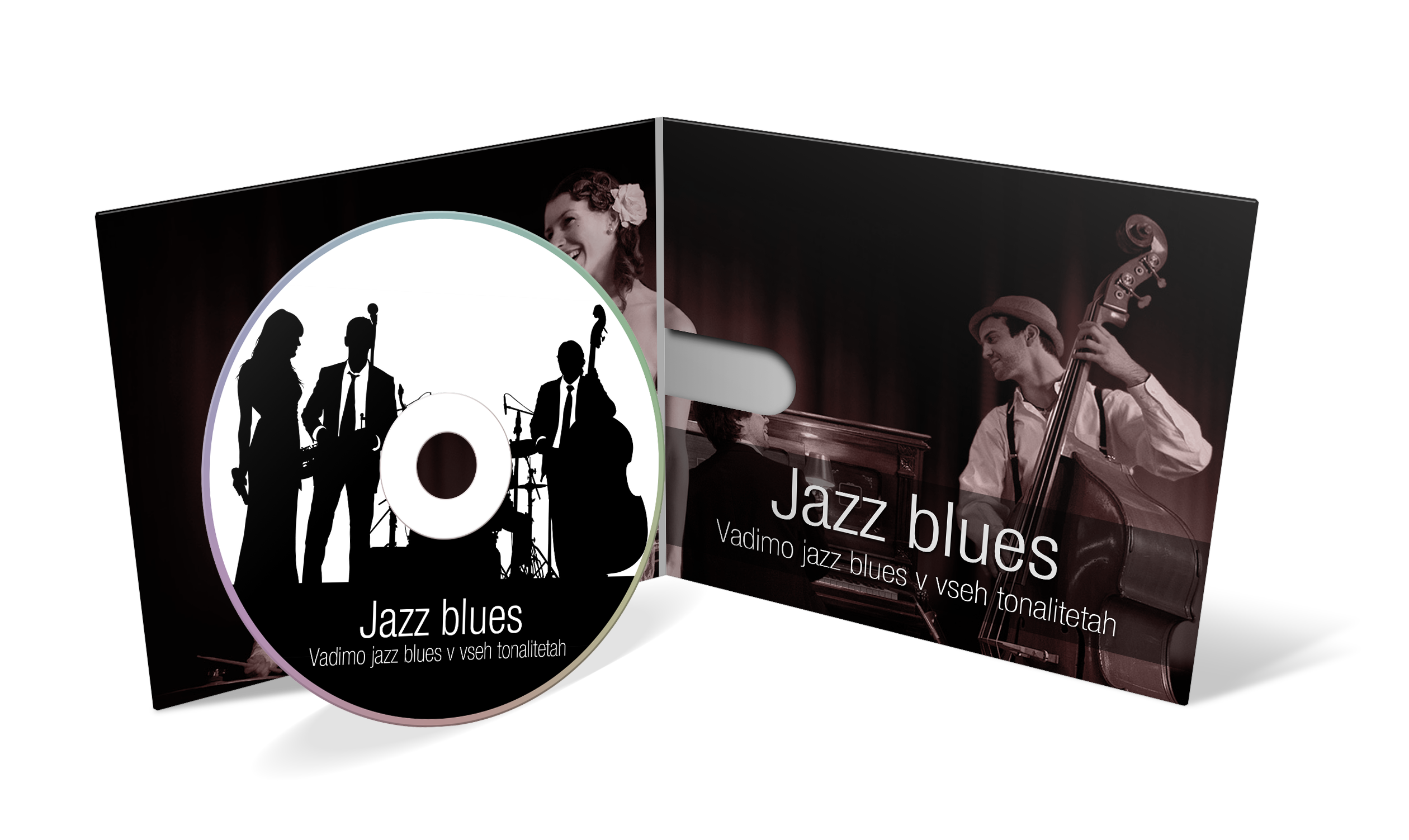 Jazz blues spremljave