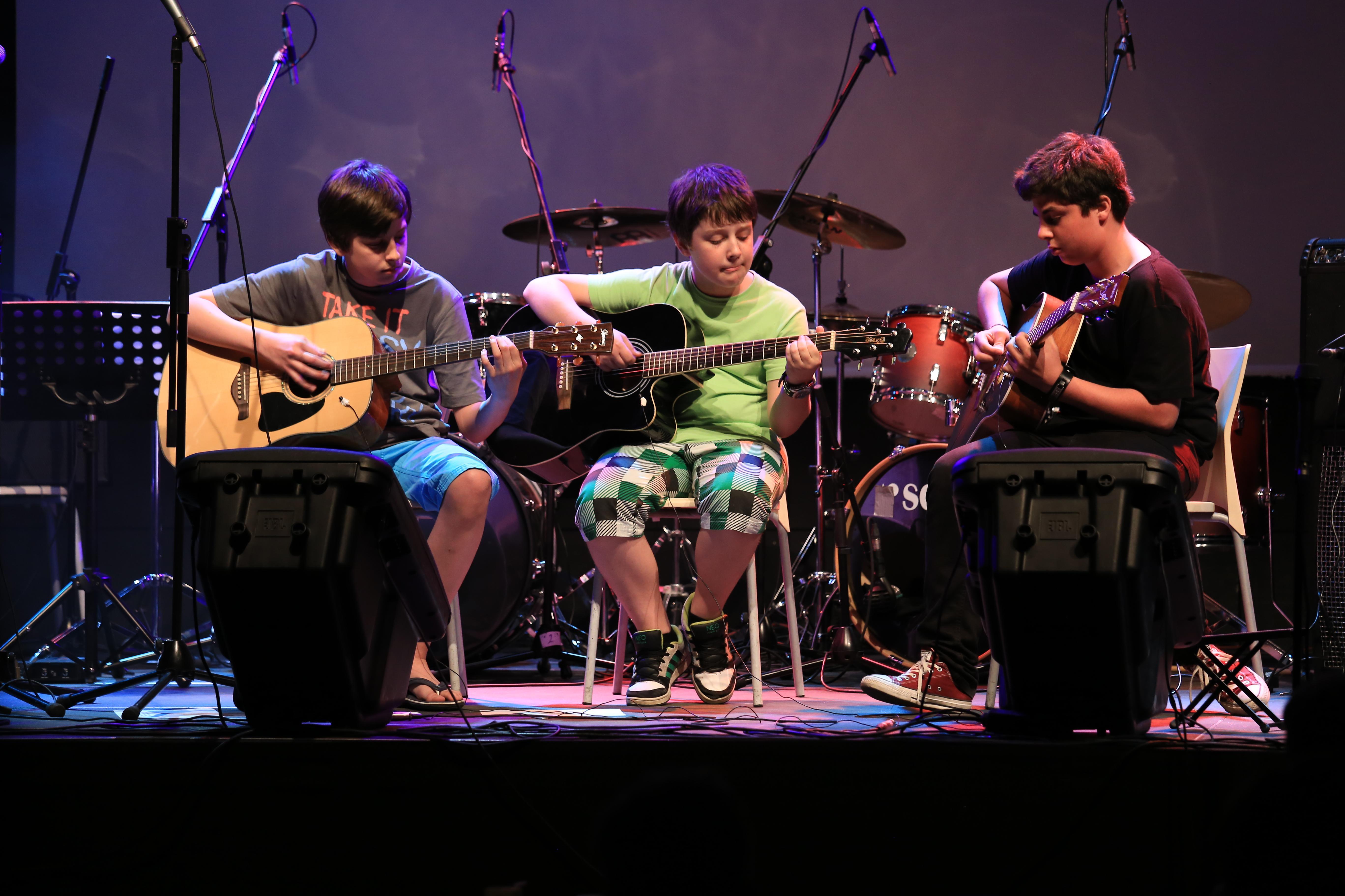 Kitarski trio Ruše