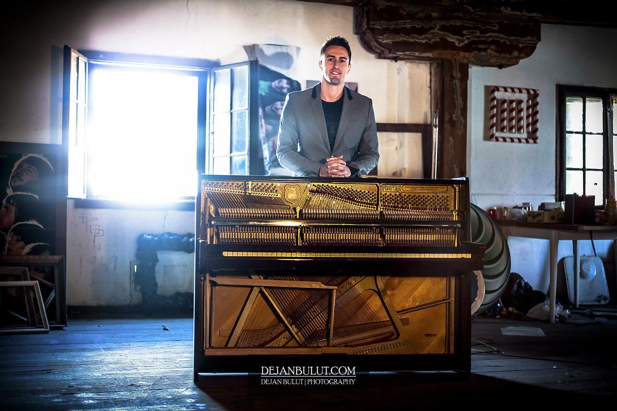 Delavnica za klavir - Kris Korat