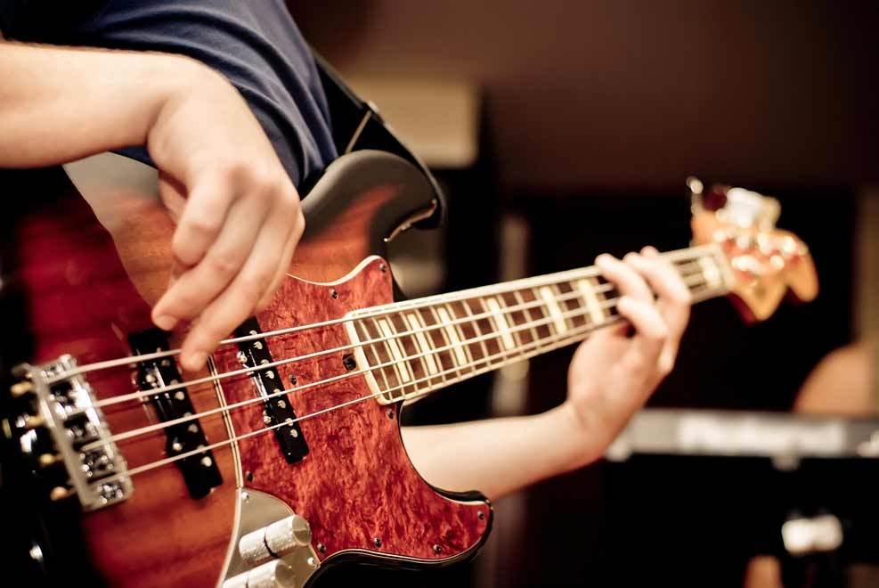 Jazz-bas-kitara