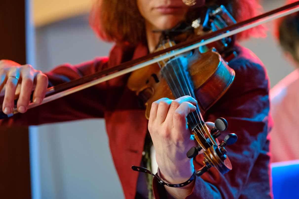 Jazz-violina