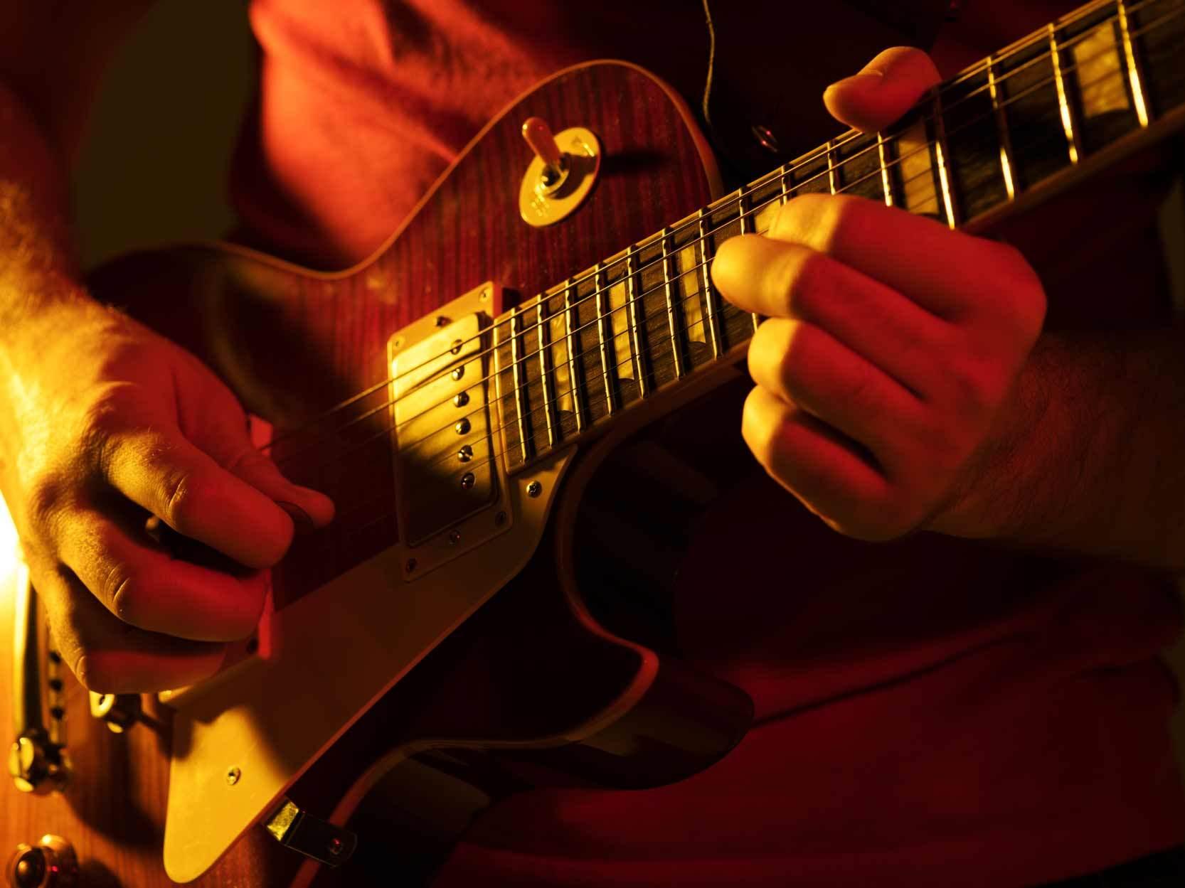 Blues & Rock kitara