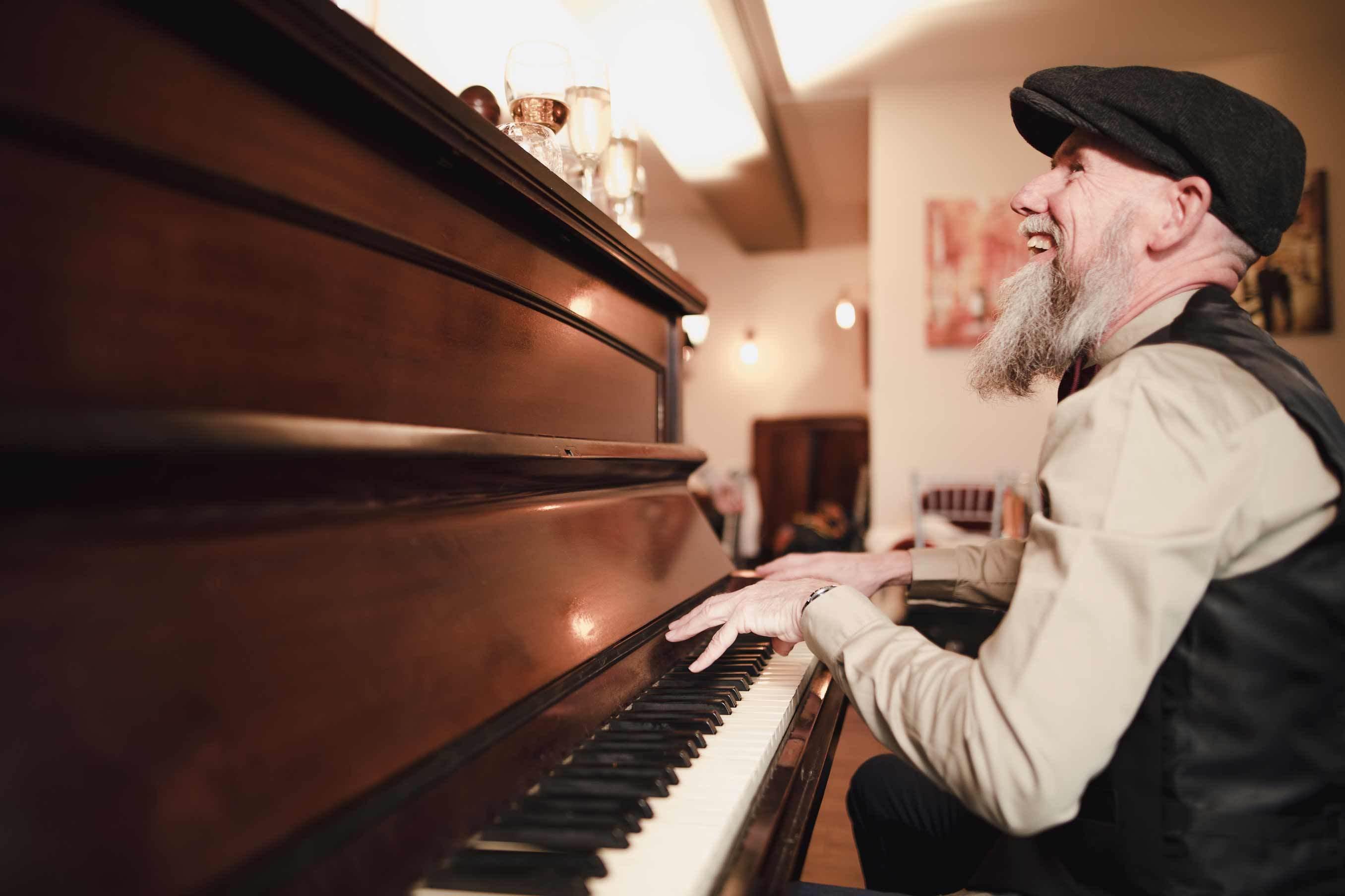 OGI metoda učenja klavir