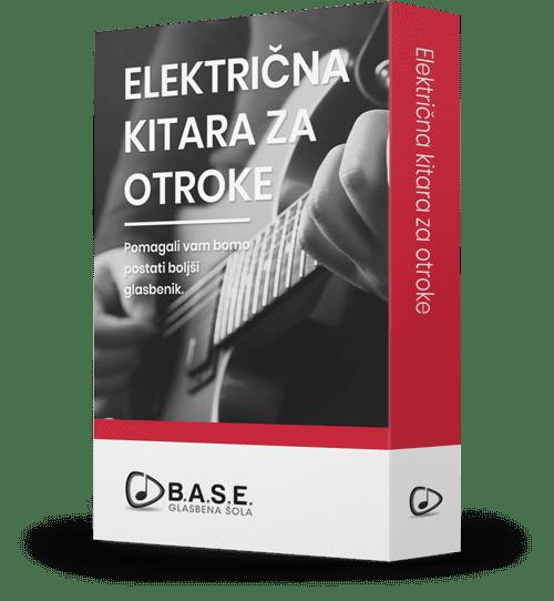 Električna kitara za otroke