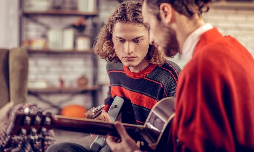 Mentor za kitaro