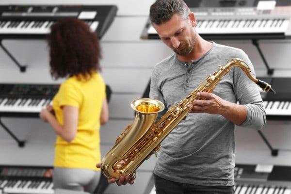 Vzdrževanje saksofona