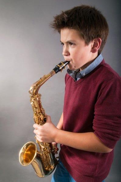 Kateri saksofon izbrati