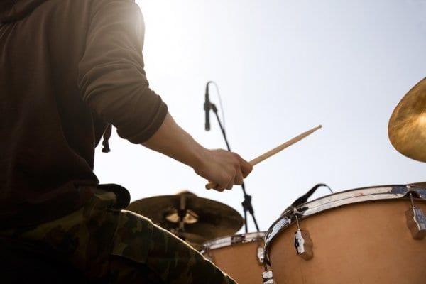 šola bobnov