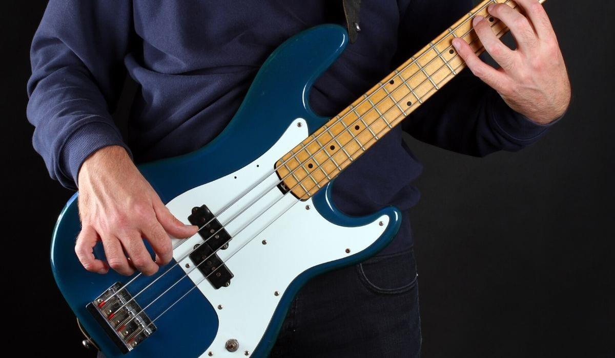 Bas kitara za začetnike