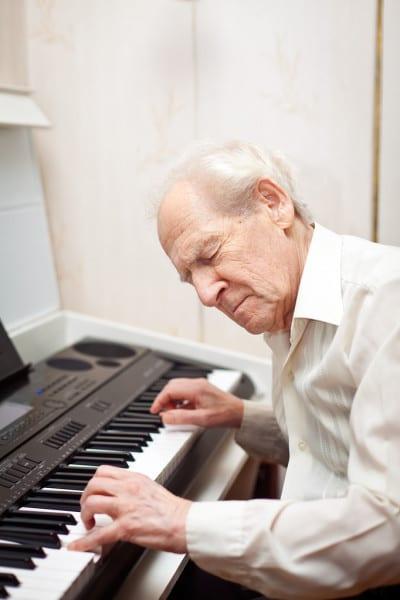Izbira klavirja