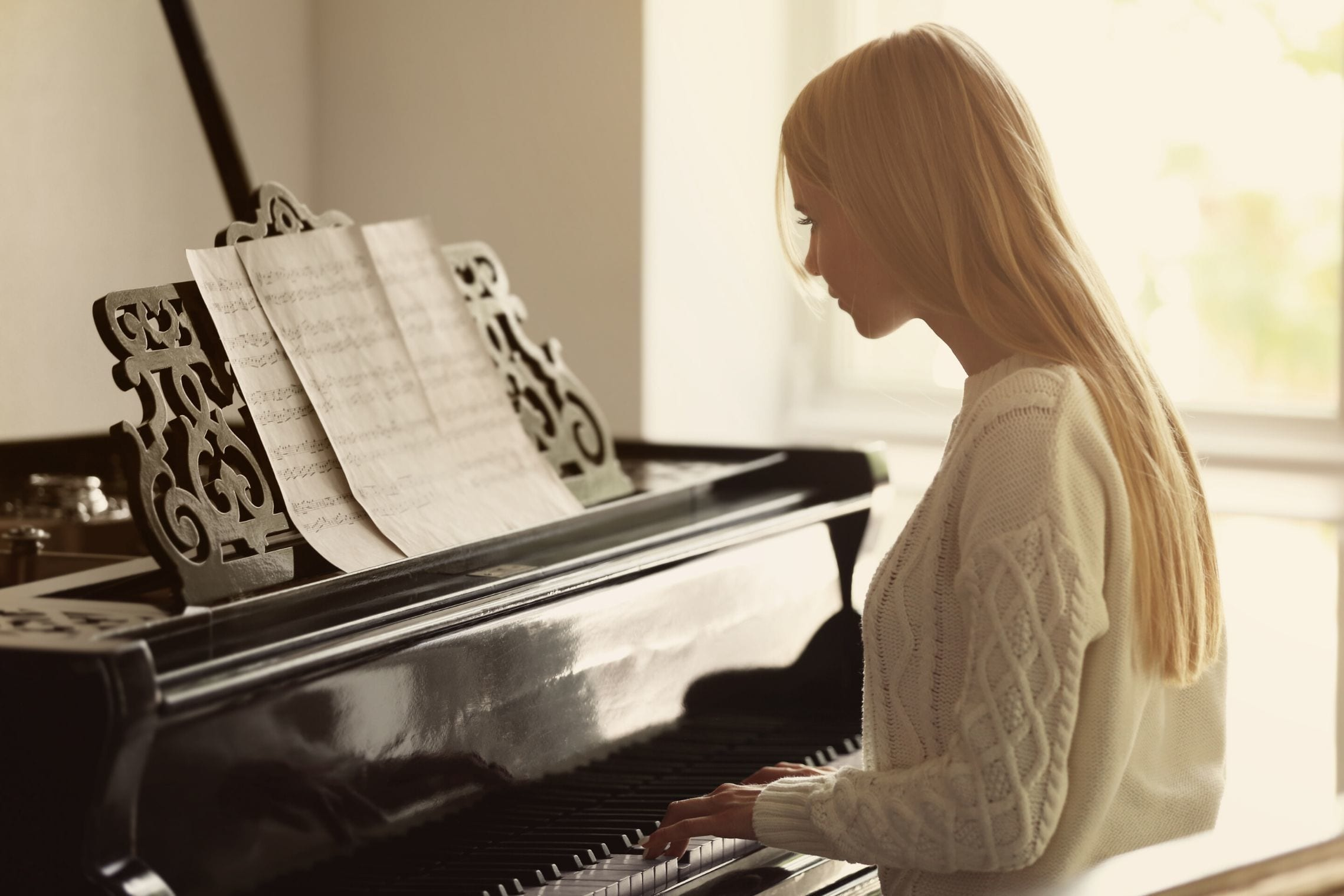 Klasični klavir-hero
