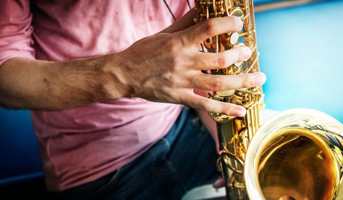 Klasični saksofon hero