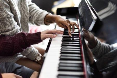 Želite postati pianist?
