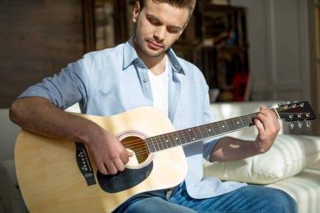 kitara za začetnike slika