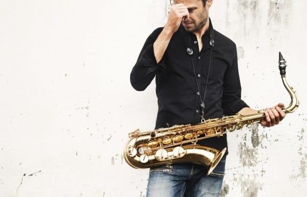 saksofon in mentor